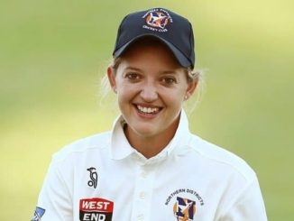 Sarah Taylor of England Women's Cricket Team.