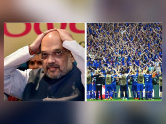 Iceland Cricket Team asks BJP president Amit Shah to perform Viking clap