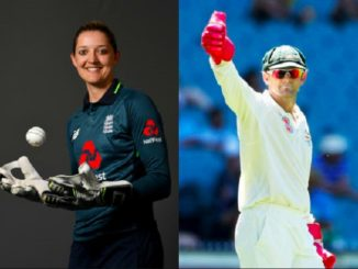 Sarah Taylor best wicketkeeper in the world: Adam Gilchrist #SarahTaylor #AdamGilchrist #Wicketkeeper ##Australia #England #ENGvAUS #Cricket