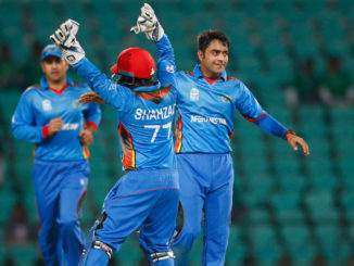 Teams touring India to play practice matches vs Afghanistan