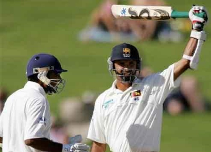 Marvan Atapattu, Mahela Jayawardene are only 2 batsmen to have retired out in Test match #Cricket #SriLanka #MarvanAtapattu #MahelaJayawardene #Bangladesh