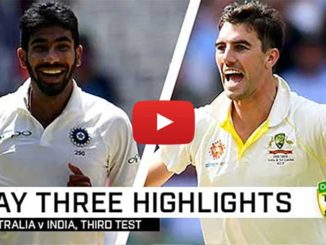 India vs Australia 3rd Test Day 3 Highlights 2018 #Cricket #India #Australia #INDvAUS #AUSvIND #INDvsAUS #AUSvsIND #ViratKohli #TimPaine #RishabhPant #JaspritBumrah #PatCummins