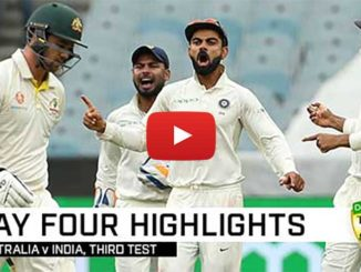 India vs Australia 3rd Test Day 4 Highlights 2018 #Cricket #India #Australia #INDvAUS #AUSvIND #INDvsAUS #AUSvsIND #ViratKohli #TimPaine #RishabhPant #JaspritBumrah #PatCummins