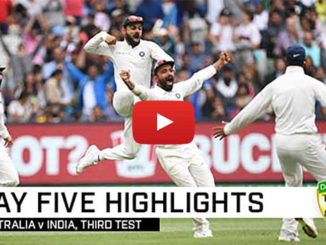 India vs Australia 3rd Test Day 5 Highlights 2018 #Cricket #India #Australia #INDvAUS #AUSvIND #INDvsAUS #AUSvsIND #ViratKohli #TimPaine #RishabhPant #JaspritBumrah #PatCummins