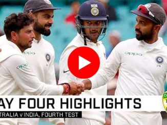 India vs Australia 4th Test Day 4 Highlights 2019 #Cricket #India #Australia #INDvAUS #AUSvIND #INDvsAUS #AUSvsIND #ViratKohli #TimPaine #KuldeepYadav #CheteshwarPujara #AjinkyaRahane #MayankAgarwal